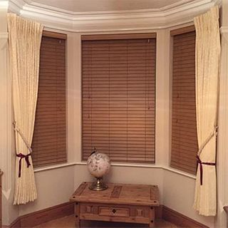 How To Dress A Window With Blinds And Curtains Hillarys