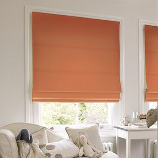 Roman Blind_Islita Hot Spice_Roomset