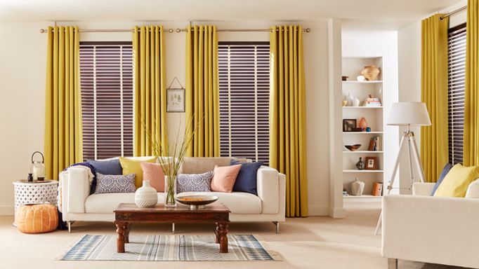 mustard-eyelet-curtains