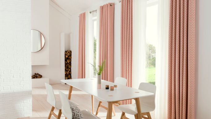 Natur-Horizon-Salmon-curtains-with-Lyra-White-voiles