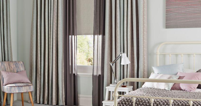 curtain ideas for wide windows hillarys rh hillarys ie
