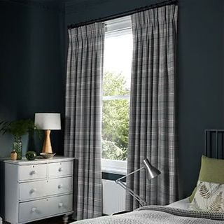 Curtains Wallace Cranberry