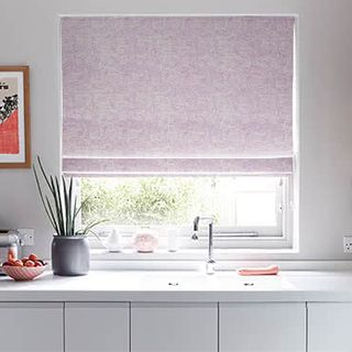 Roman Blind Emelie Heather