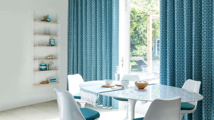Mosaic-Tile-Turquoise-curtains