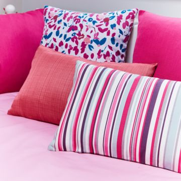 Pink cushion collection