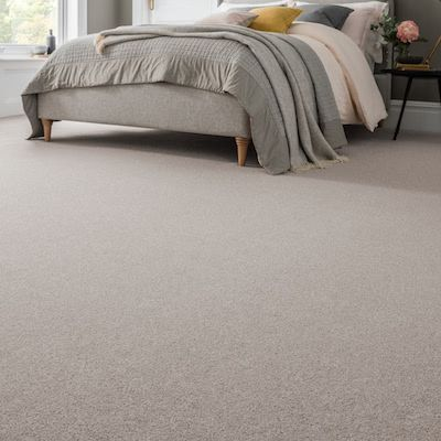 Beige-carpet-bedroom-Parkland-Twist-Natural-Linen