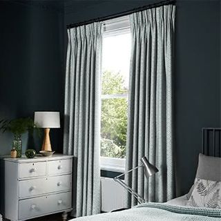 Eclipse Teal Curtains