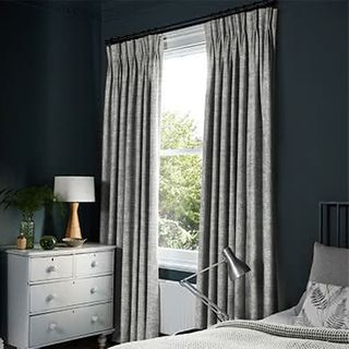 Emelie Charcoal Curtains