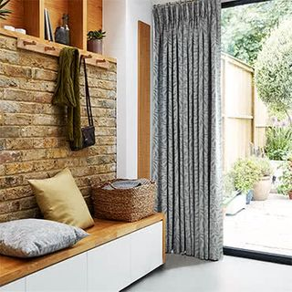 Folia Silver Curtains