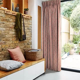 Herran Coral Curtains