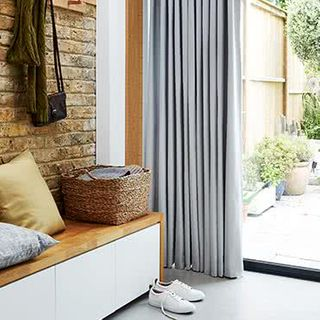 Huxley Dovegrey Curtains