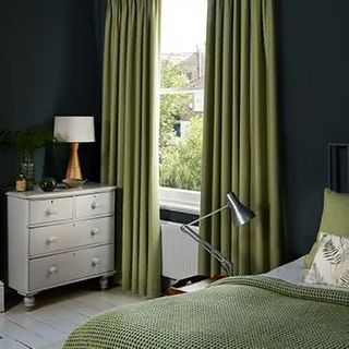 Lindora Wasabi Curtains