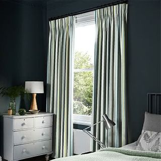 City Spruce Curtains