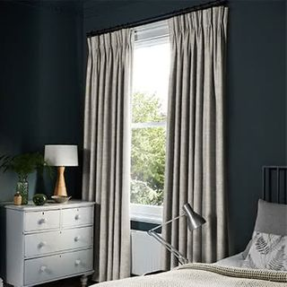 Emelie Taupe Curtains