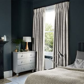 Fascination Silver Curtains