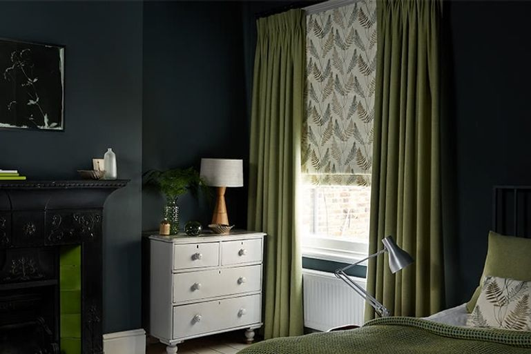 Green-Curtains-Bedroom-LINDORA_WASABI.