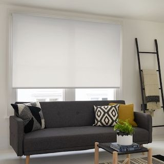 Acacia ivory roller blind