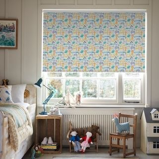 Jungle book roller blind