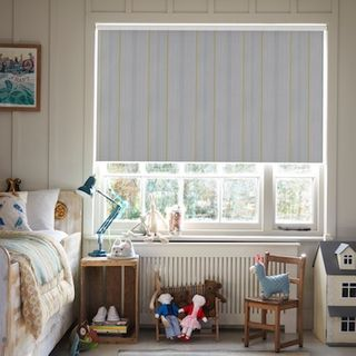Montana scilian lime roller blind