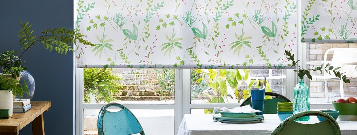 Explore our new collection of Roller blinds