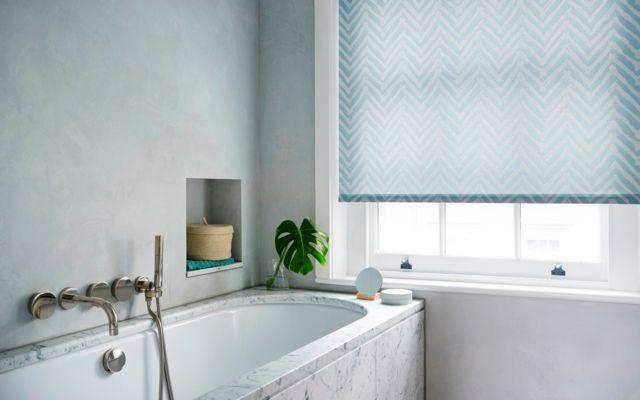 best blinds for bathrooms hillarys rh hillarys co uk blinds suitable for bathroom windows blinds for bathroom window in shower