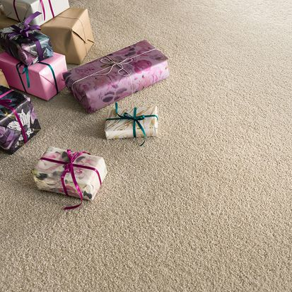 Presents on Belgravia Twist carpet