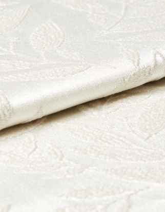Folia Frost Roman Blind and Curtain
