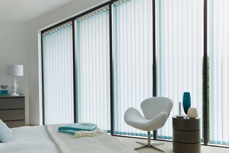 Extra 10 Made To Measure Vertical Blinds Up To 60 Off Hillarys