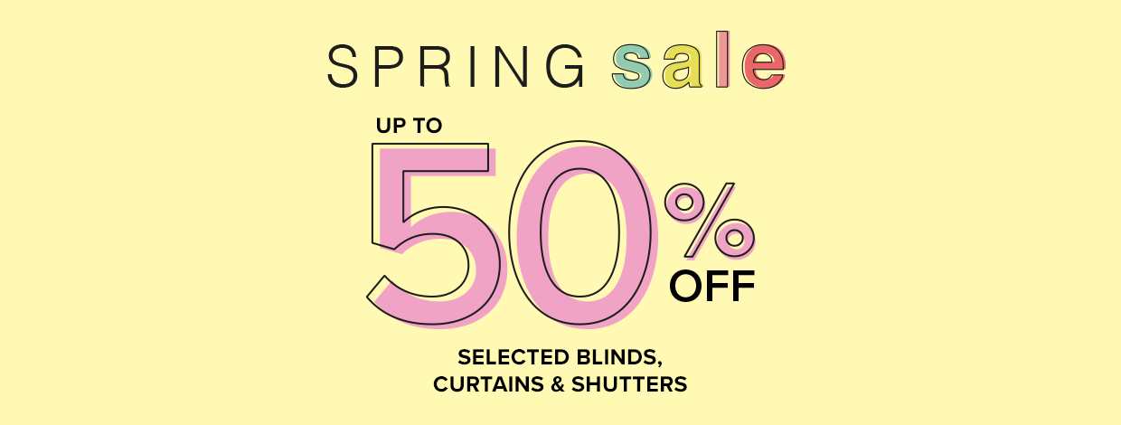 Hurry, Spring Sale Now On. Save up to 50% on selected styles