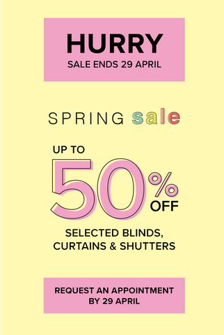 Hurry, Spring Sale ends soon. Save up to 50% on selected styles