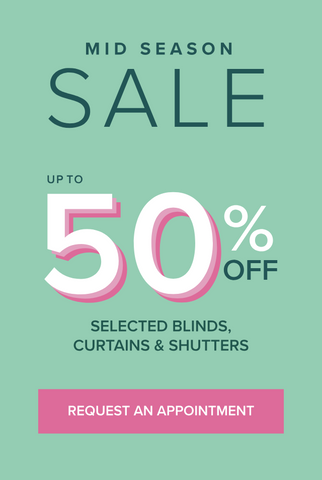 Mid Season Sale: Up to 50% off selected styles