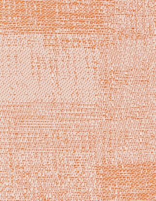 Cubes Orange fabric swatch from the 2019 Vertical blinds launch