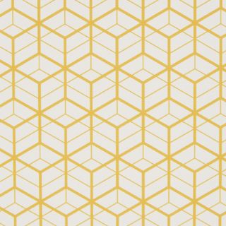 Edison Yellow fabric swatch from the 2019 Vertical blinds launch