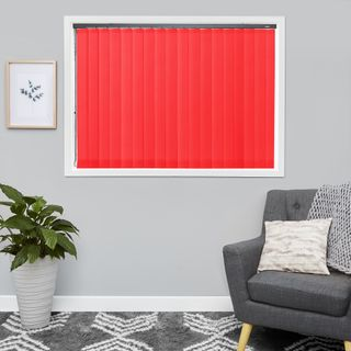 Acacia Red in roomset