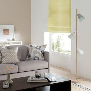 Roman Blind_Lotta Citron_Roomset