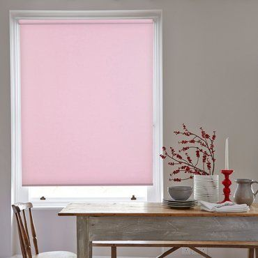 Roller Blind_Acacia Mallow_Roomset