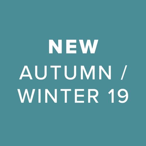 New launch Autumn winter 19