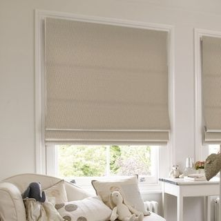 Roman Blind_Abacus Cream_Roomset