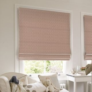 Roman Blind_Abacus Lavender_Roomset