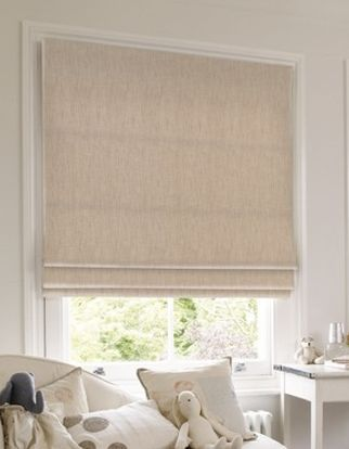 Roman Blind_Arlington Shingle_Roomset