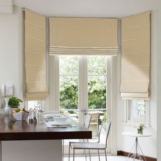 Roman Blind_Harlow Wheat_Roomset