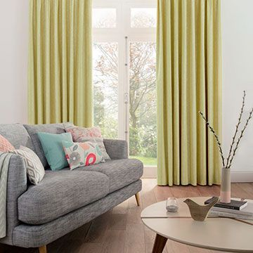 Curtains_Lotta Citron_Dining Room