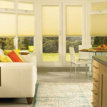 Perfect-Fit Pleated Blind_Crush Ivory_Conservatory