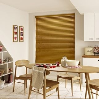Wooden Blinds_Haywood Canadian Maple_Roomset