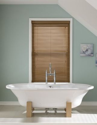 Wooden Blinds_Wood Illusions Oakwood_Roomset