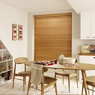 Wooden Blinds_Wood Illusions Spiced Chestnut_Roomset