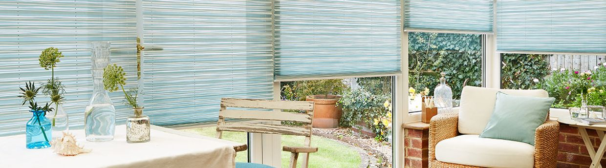 estelle-vista-pleated-blind-conservatory
