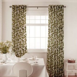 Curtain_Aurella Olive_Roomset
