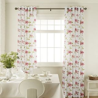 Curtain_Lambay Pink_Roomset