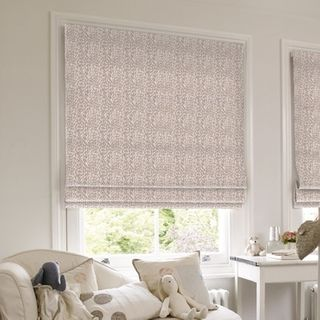 Roman Blind_Daze Taupe_Roomset